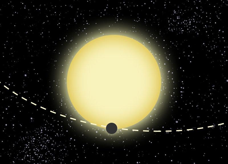 Узвезды KIC 8462852 нет планет, но даже их наличие не могло бы объяснить такие масштабные затм