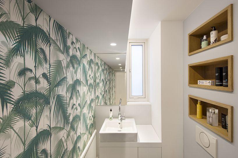 Дизайн интерьера маленькой квартиры в Лондоне фото 6