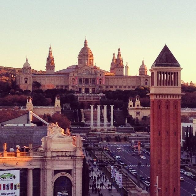 Красивая архитектура Барселоны Instagram фото 18