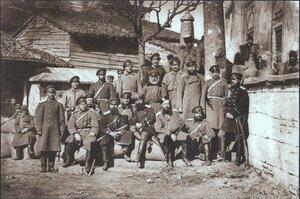 Казачий полк в Тырнове