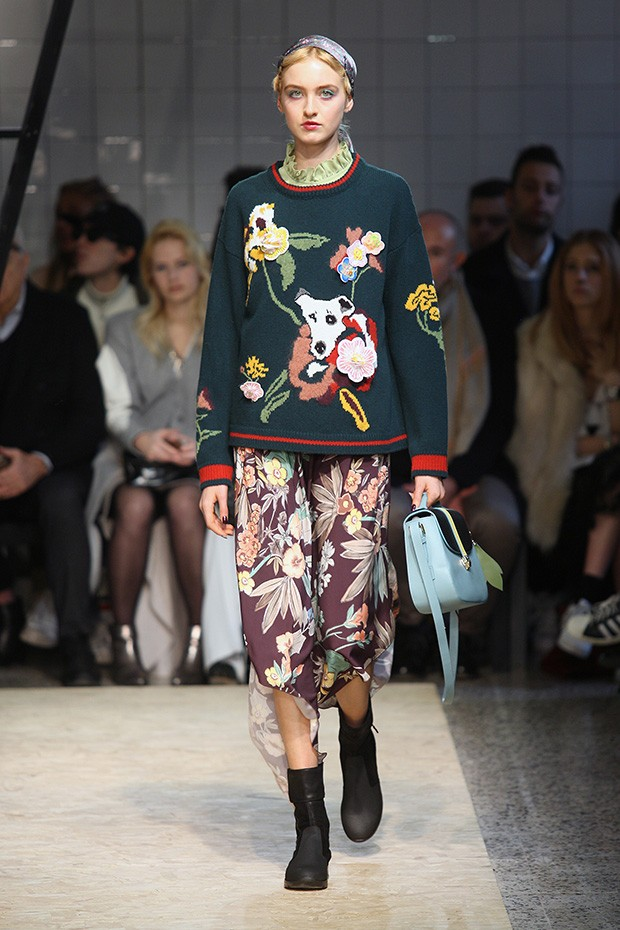 #MFW Isola Marras Fall Winter 2016 Collection - Design Scene - Fashion, Photography, Style & Design