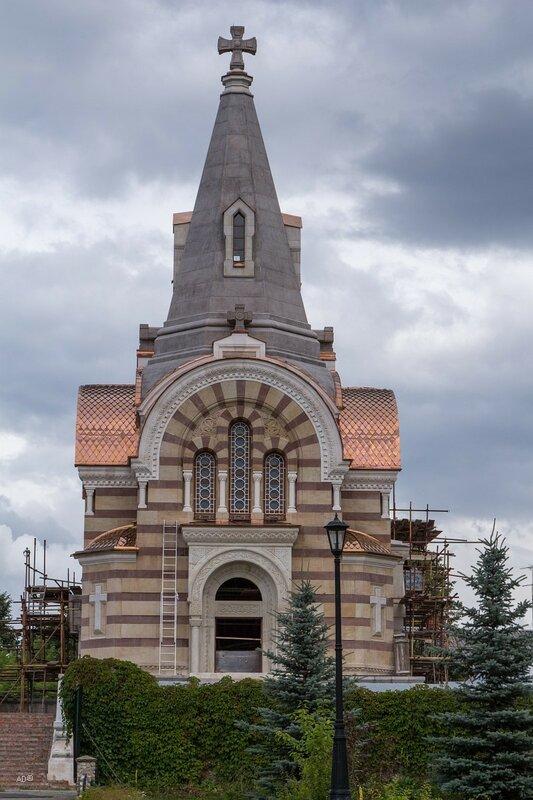Высоцкий монастырь