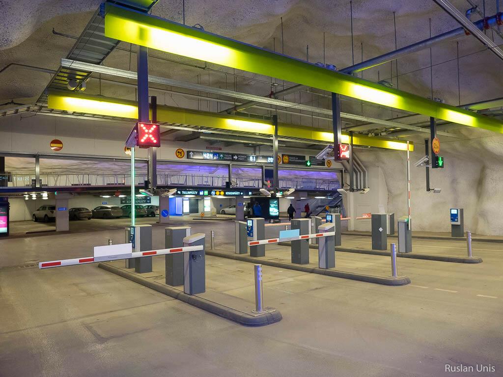 Парковка P-Hämppi parking