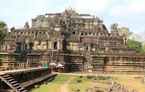 Храм Кхмеров
