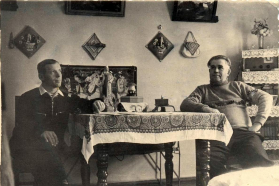 Сельский достаток 1950-х годов. Балахтинский район