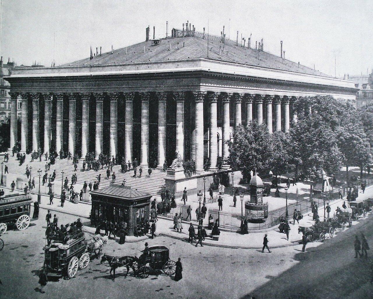 1880-е. Биржа