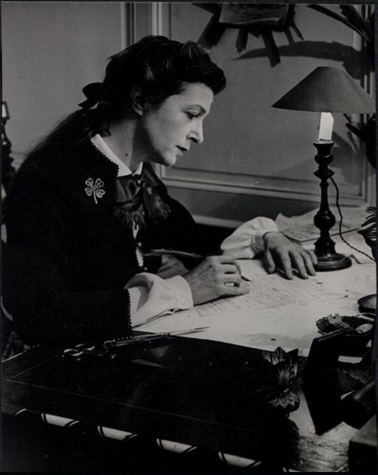 1950. Луиза де Вильморен