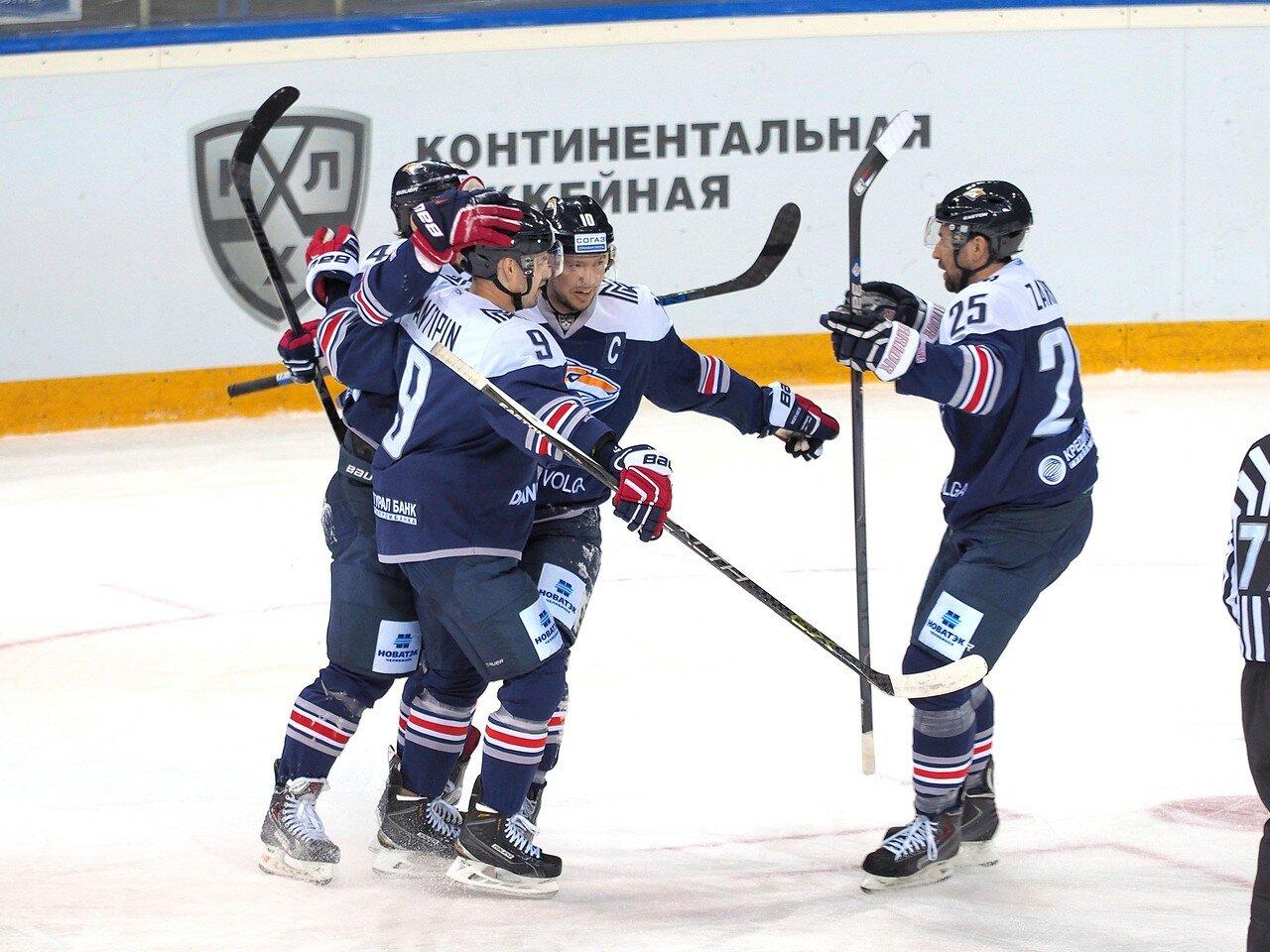 88Восток 1/4 плей-офф Металлург - Автомобилист 01.03.2016
