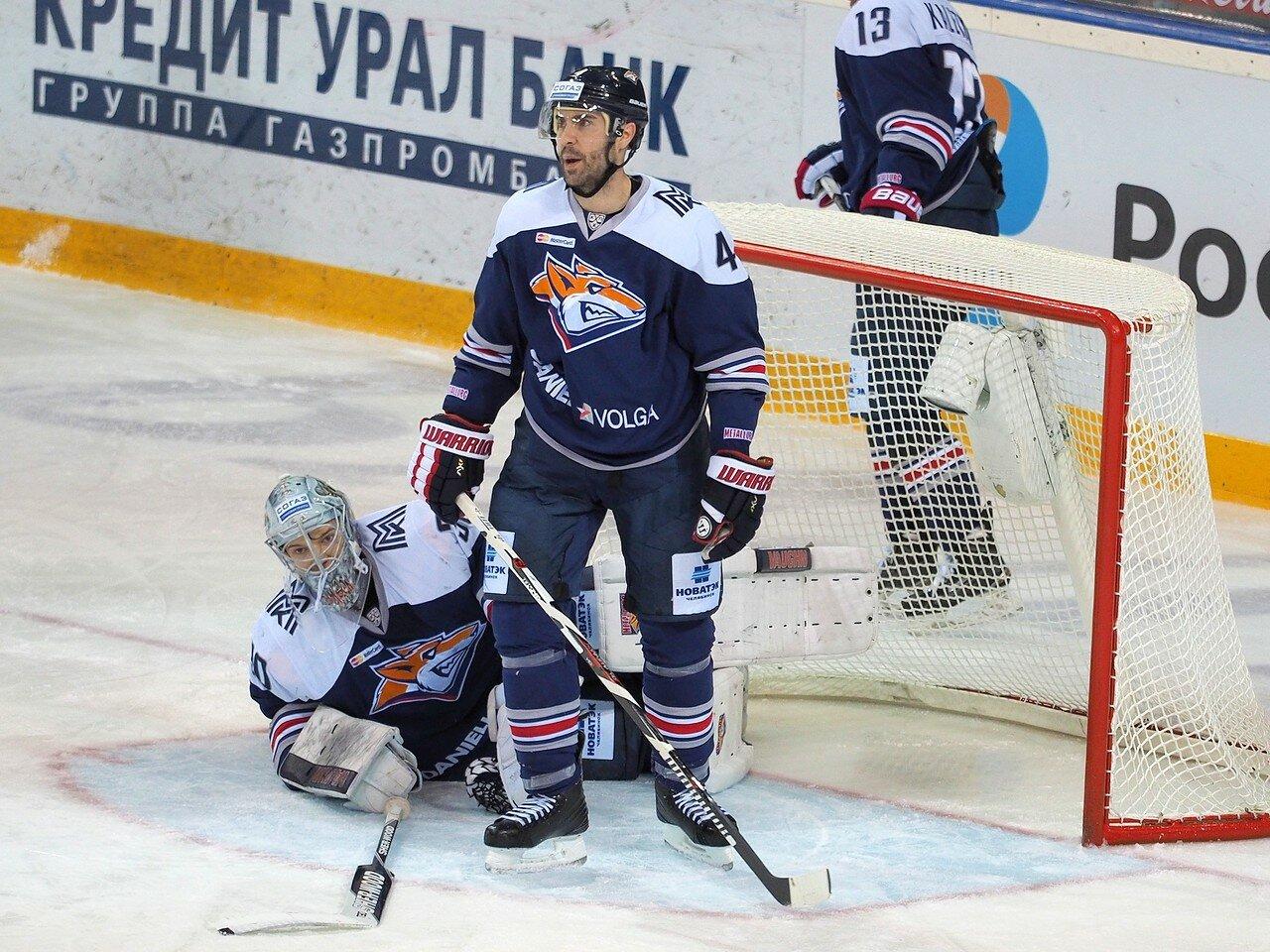 96Восток 1/4 плей-офф Металлург - Автомобилист 01.03.2016