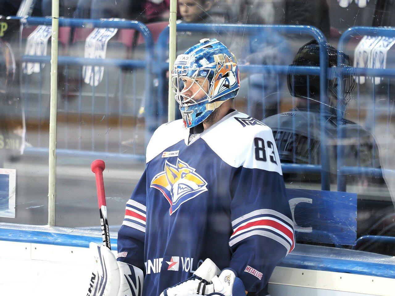 30Восток 1/2 плей-офф Металлург - Сибирь 08.03.2016