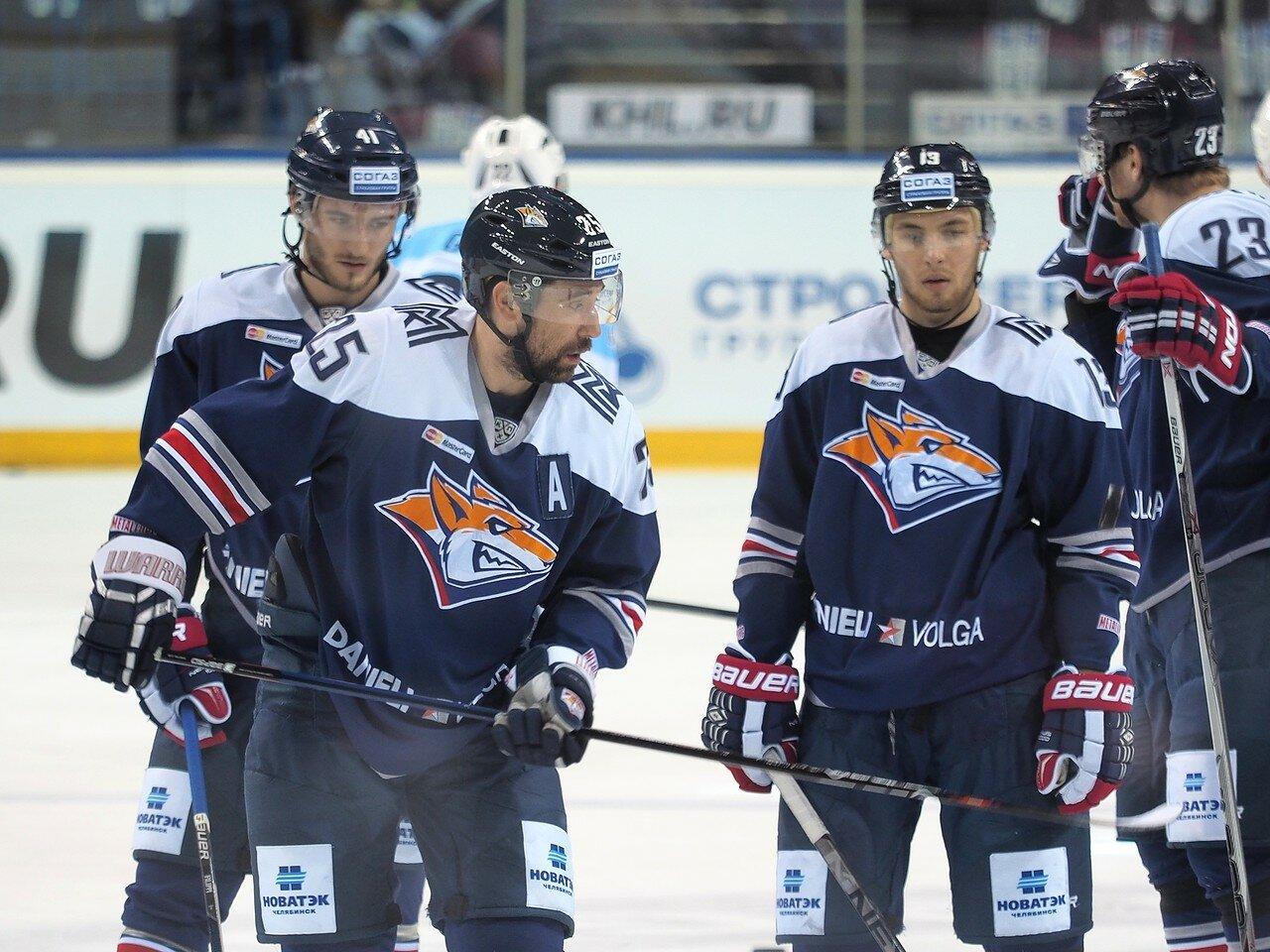 36Восток 1/2 плей-офф Металлург - Сибирь 08.03.2016