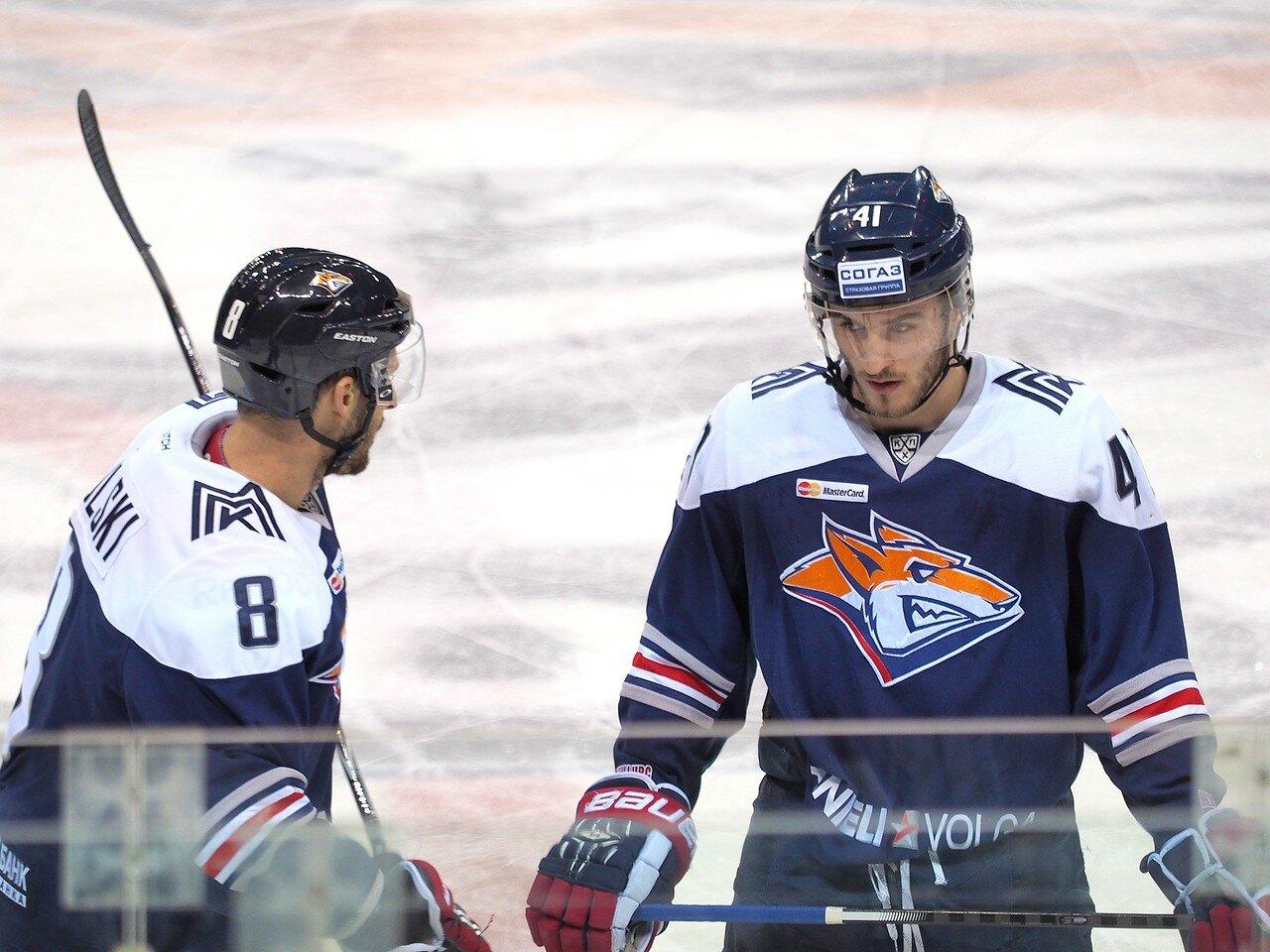 89Восток 1/2 плей-офф Металлург - Сибирь 08.03.2016