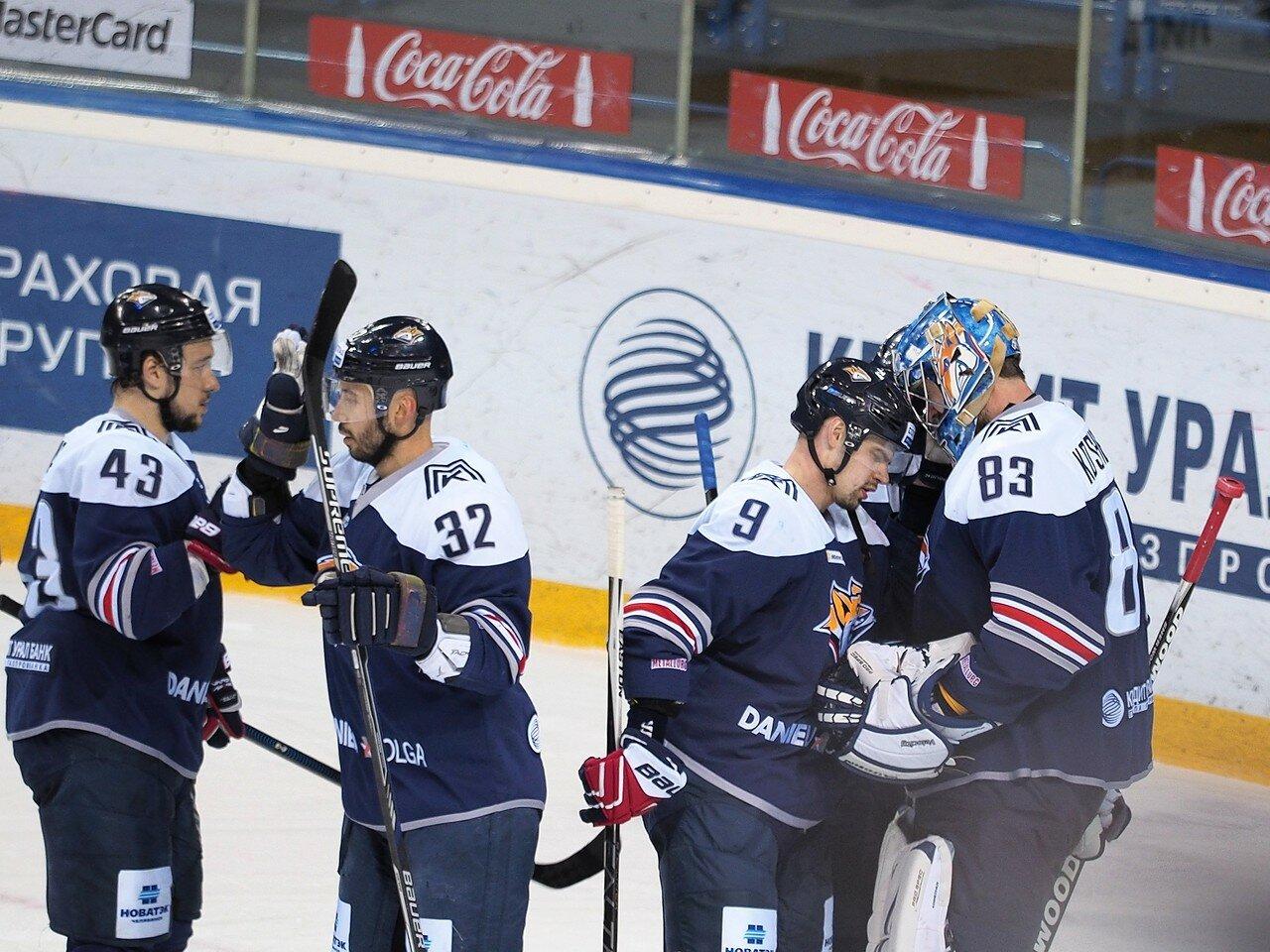 129Восток 1/2 плей-офф Металлург - Сибирь 08.03.2016