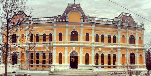 Дворец Манук-бей открылся в Хынчешть после реставрации