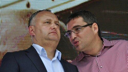 Раскол в молдавской оппозиции между Усатым и Додоном?