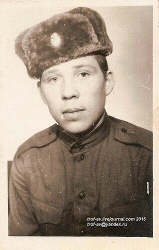 Киселкин Юрий Алексеевич, около 1968 г.