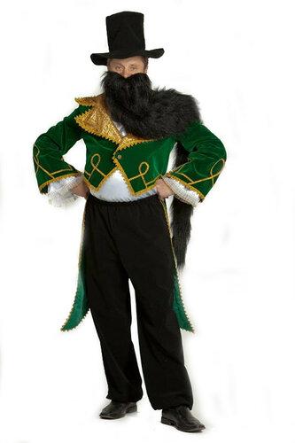 Мужской карнавальный костюм Карабас Барабас