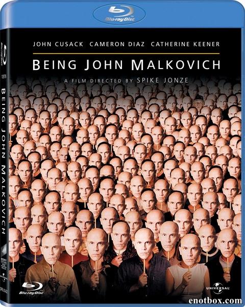 Быть Джоном Малковичем / Being John Malkovich (1999/BDRip/HDRip)