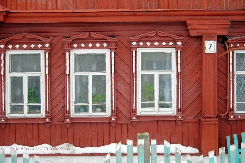 окна в деревенских домах фото описанием разновидности