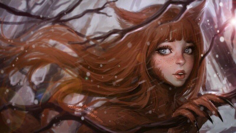 арт-девушка-красивые-картинки-AyyaSap-белка-2415282.jpeg