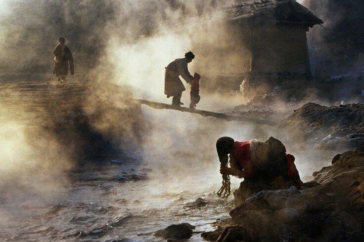 Китай. Восток фотографа Адама Вонга