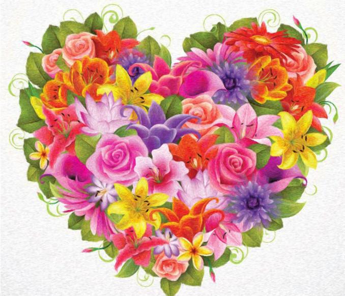 Квіткове серце