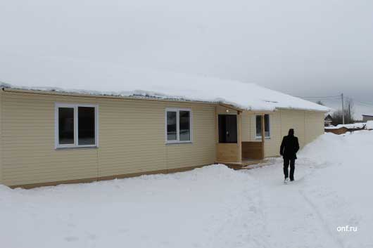 Новый барак для переселенцев по цене 24 000 за «квадрат»