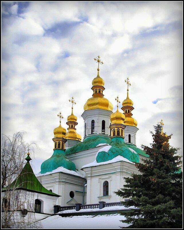 Великая Церковь Успения Пресвятой богородицы.