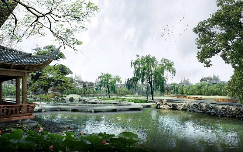 Красивые китайские пейзажи. Фотографии природы Китая, похожей на картины 0 1c4d5d 7a75b6aa XL