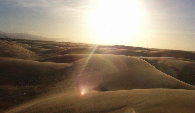 Невероятно красивая пустыня в парке Меданос де Коро 0 1c59e8 55c1f12b XL