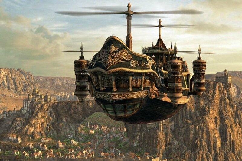 Летающие машины тяжелее воздуха невозможны