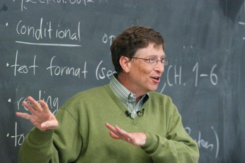 Білл Ґейтс: 11 правил життя, яких не навчають у школі