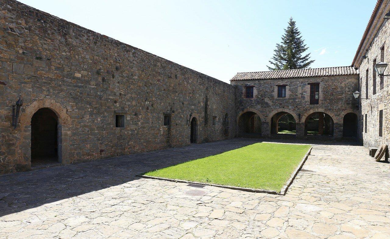 Jaca Citadel (Ciudadela de Jaca Castillo de San Pedro)