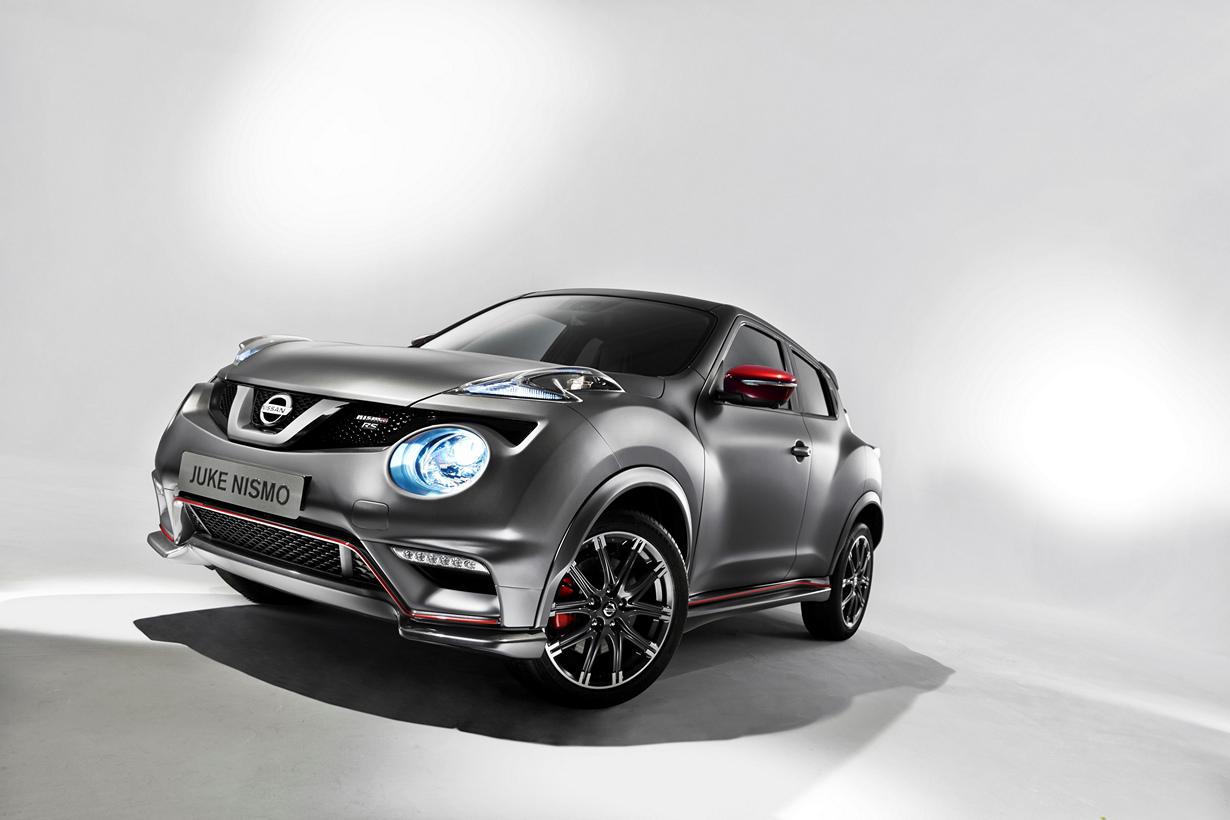 Nissan Juke в версии Nismo RS: Ещё больше «лошадей»