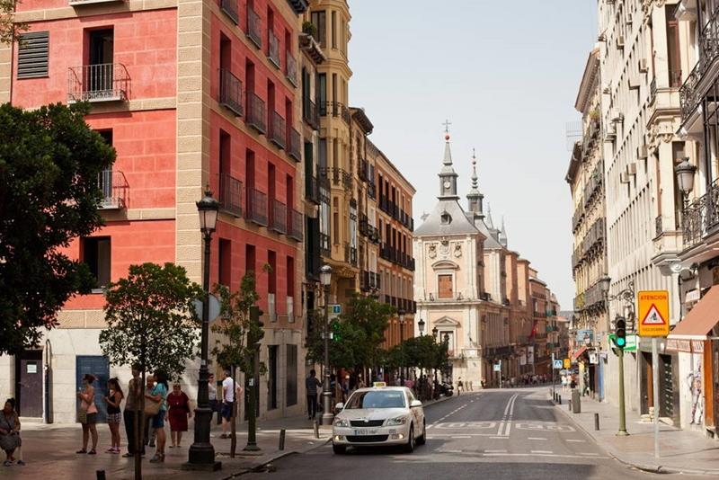 Улицы и архитектура Мадрида фото 20