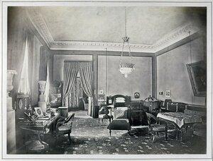 Дом И.Ф. Паскевича на Английской набережной. Спальня