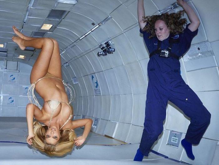 Размножение в космосе