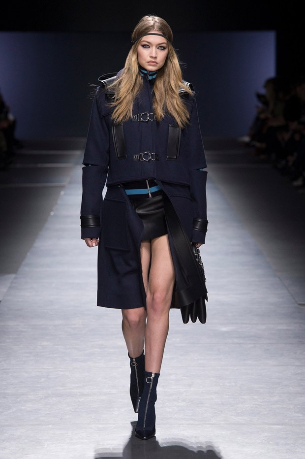 #MFW Versace Fall Winter 2016.17 Womenswear Collection