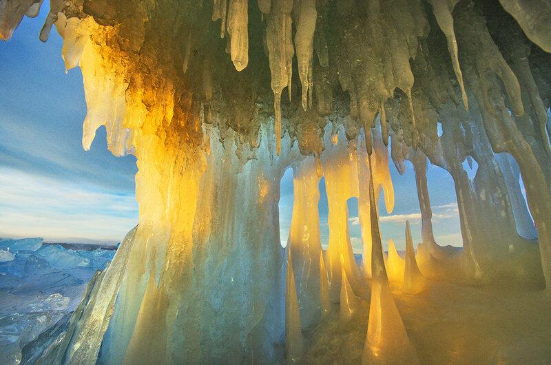 Ледяные чудеса