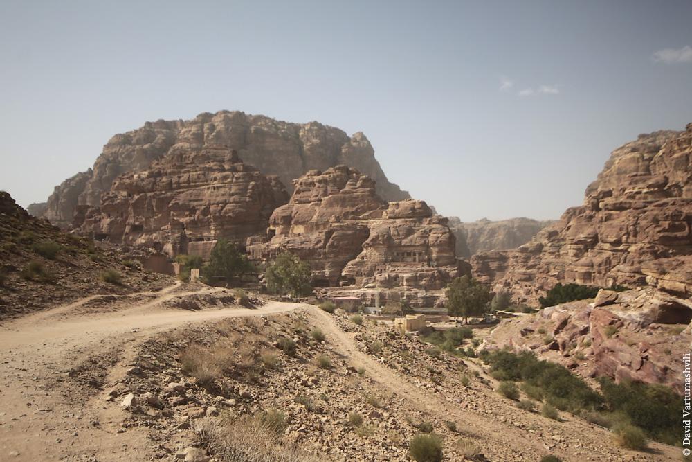 Иордания, Петра