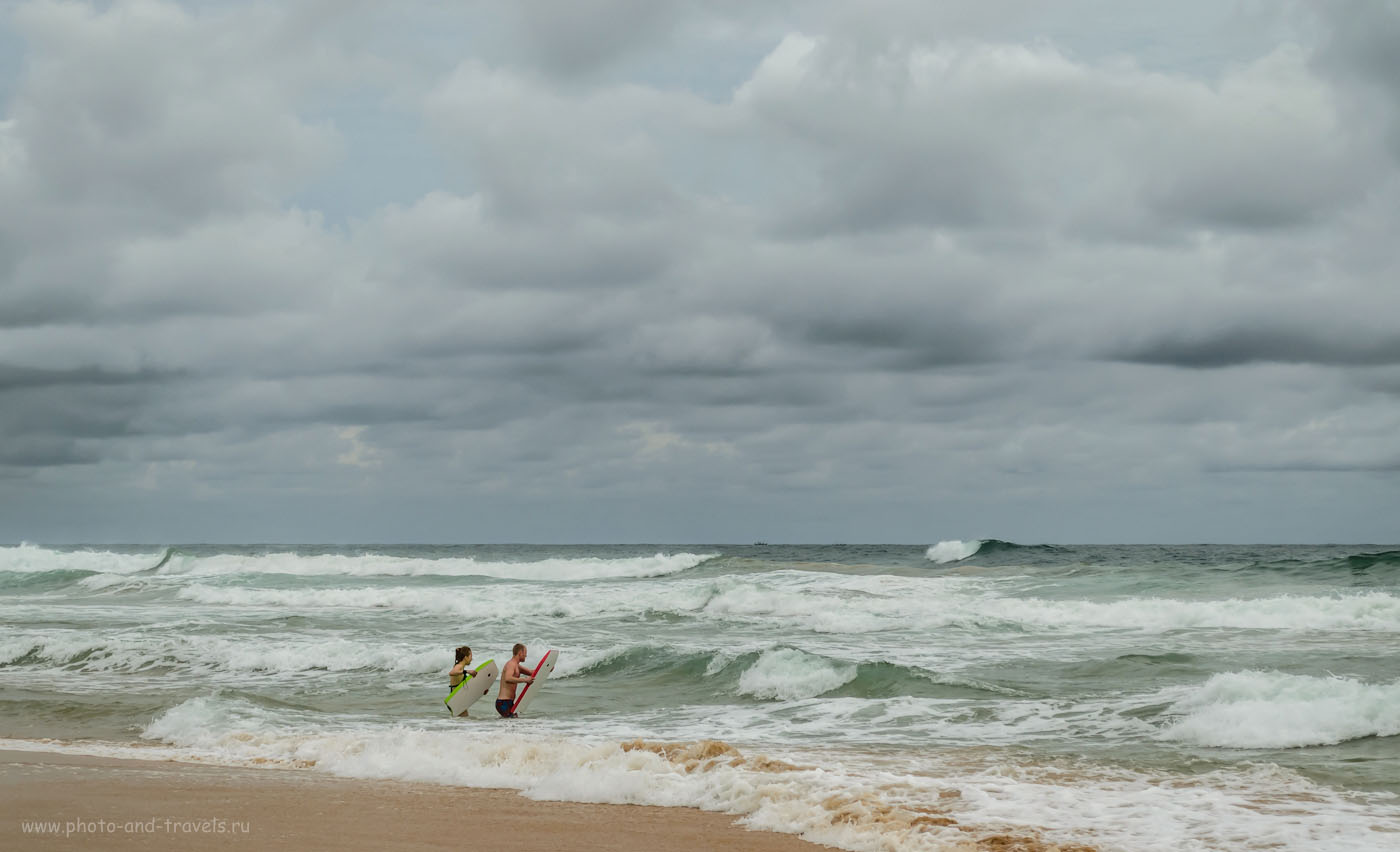 Фото 10. Любовь, сёрфинг и океан... Шри-Ланка в мае. Погода. Отчет об отдыхе на пляже Хиккадува самостоятельно.
