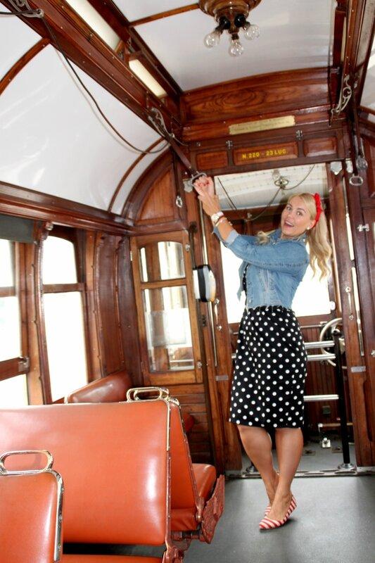 Трамвай в Порту (Tram in Porto), feya77