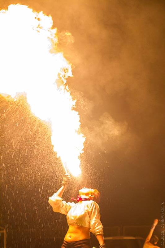 Правый Берег 2015. Танец Огня. 24