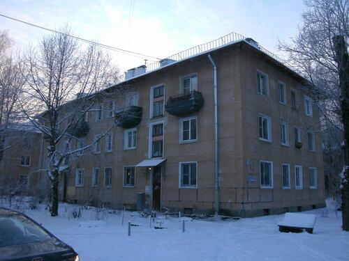 Новгородская ул. 10к1