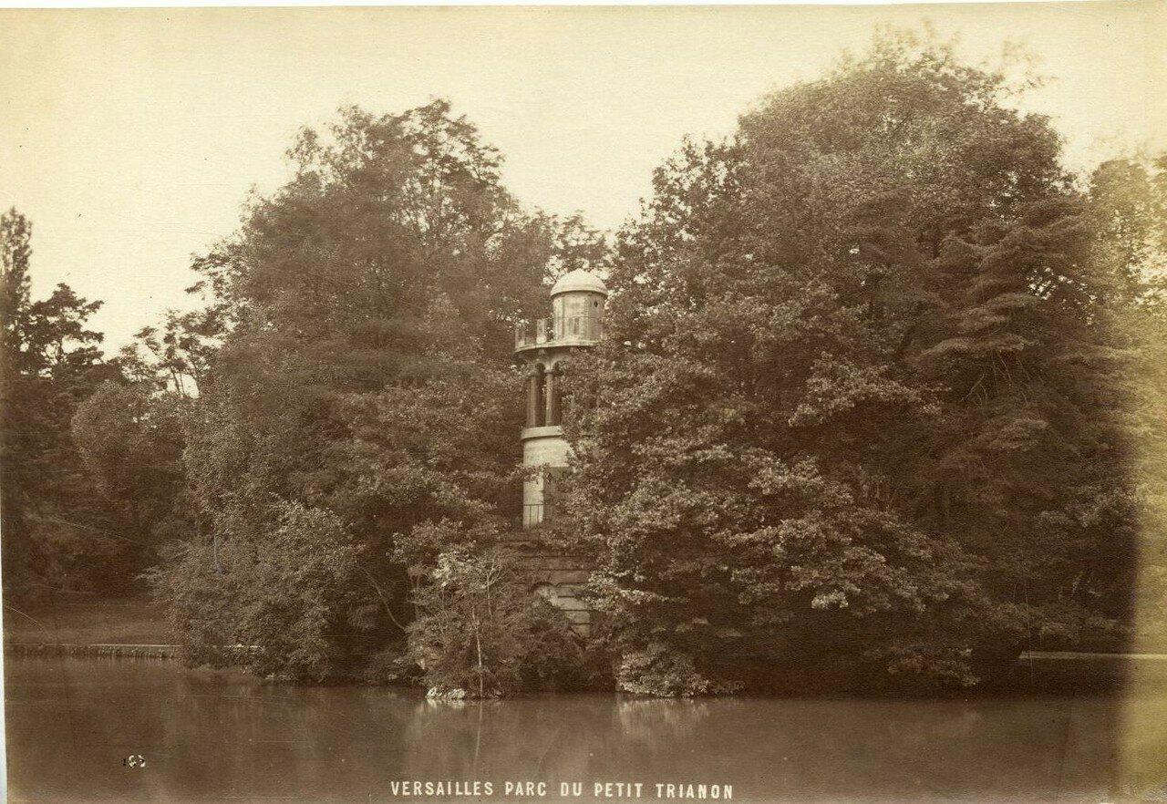 Парк Малого Трианона. Деревушка Марии-Антуанетты — Амо де ля Рен