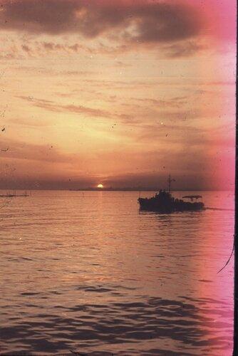 Сочи. Вечер на море