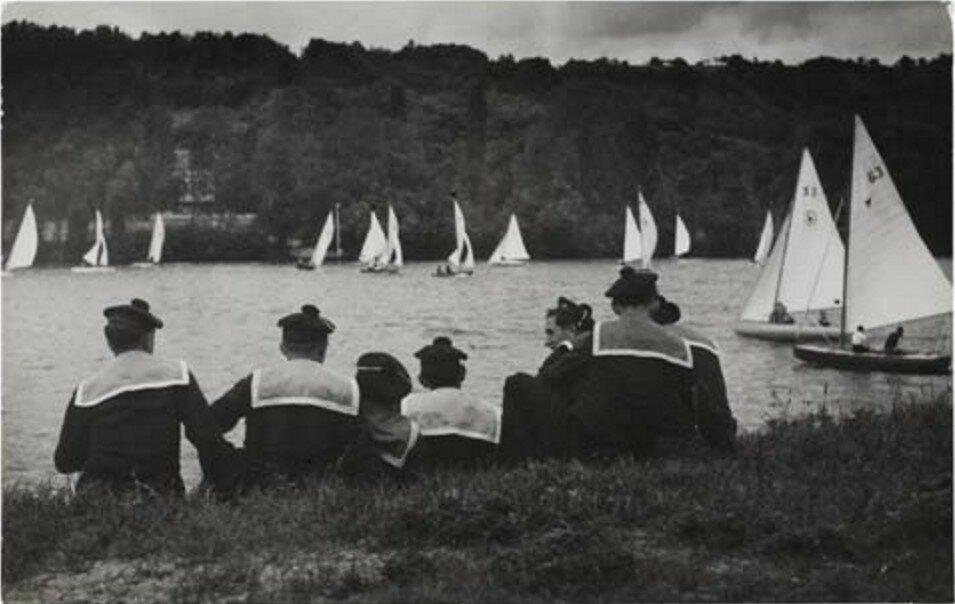 1933. Регата на Сене