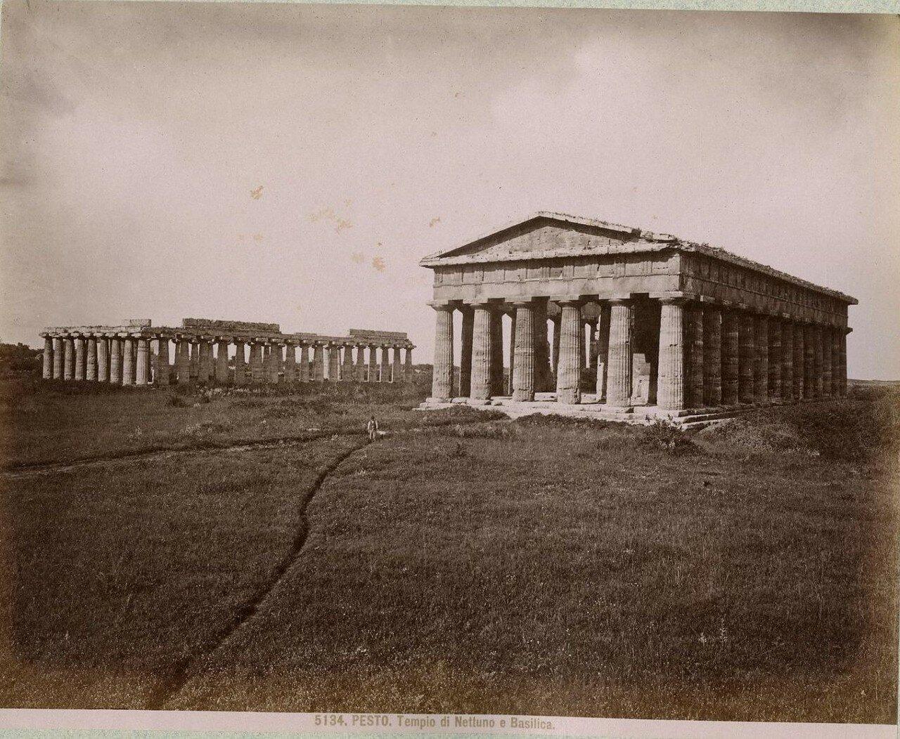 Храмы Геры-I и Геры-II