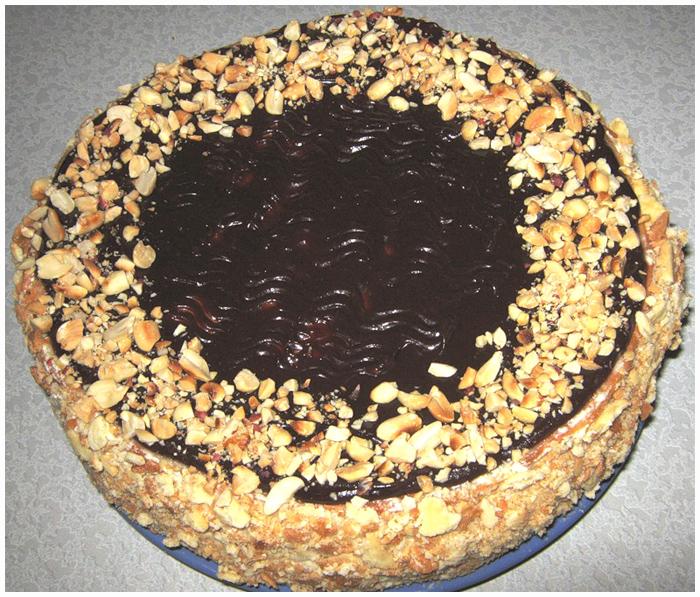 торт наполеон и жозефина фото рецепт