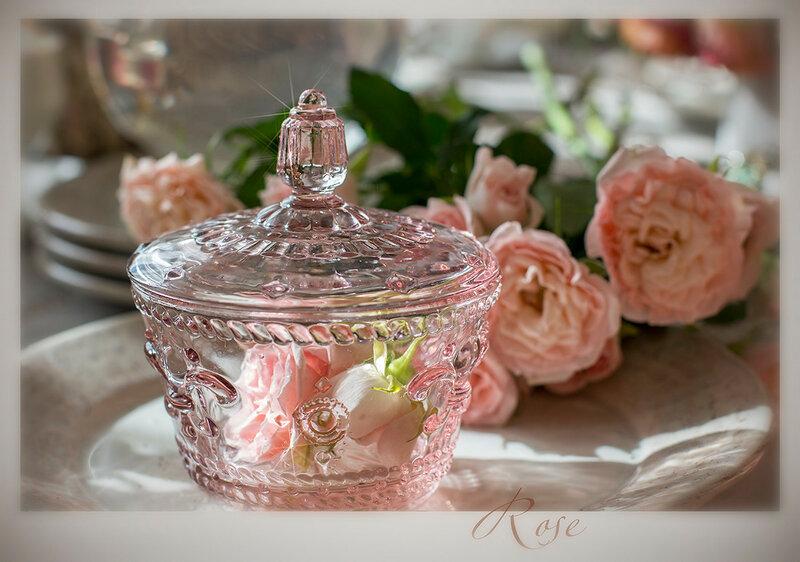 С пожеланием розового утра!
